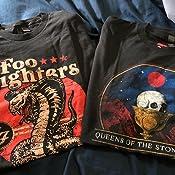Foo Fighters Cobra Soft T-Shirt-FEA-FF1132-M Fête des Pères