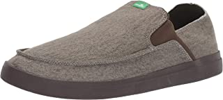 Sanuk Mens 1094612 Pick Pocket Slip-on Sneaker