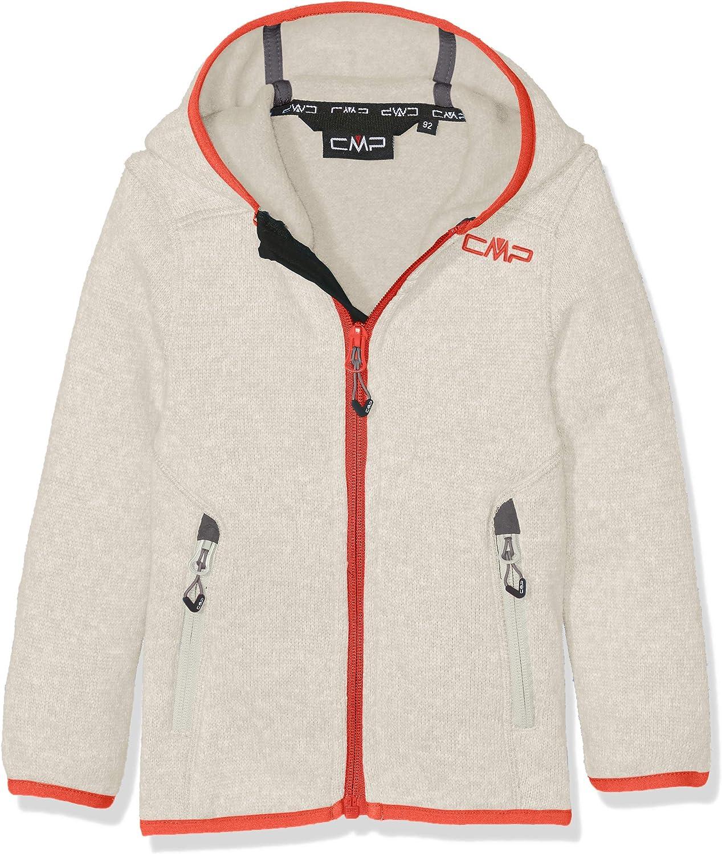 CMP Girls Strick Fleece Jacke 3H19825 Jacket