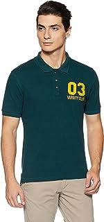 Amazon Brand - Symbol Men's Regular Fit Polo Shirt