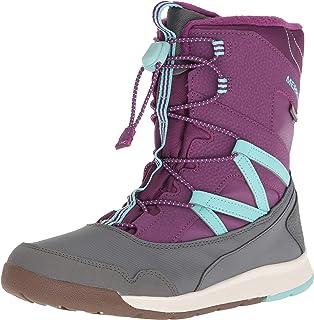 Merrell Kids' M-Snow Crush WTRPF Boot