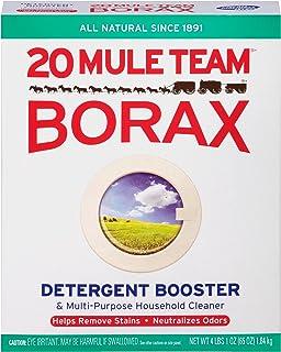 Borax 20 Mule Team Detergent Booster, 65 Ounces