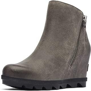 Women's Joan of Arctic Wedge II Zip Ankle Boot
