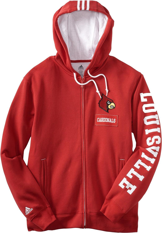 NCAA Louisville Cardinals Men's Pride Save money Full [Alternative dealer] Zip