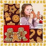 Collage di foto di panpepato