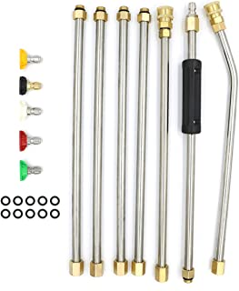 Best extension pole replacement tips Reviews