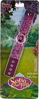 Disney Sofia Girls Shinning Sequence Digital Dial Wristwatch - TCWSD03 Sofia
