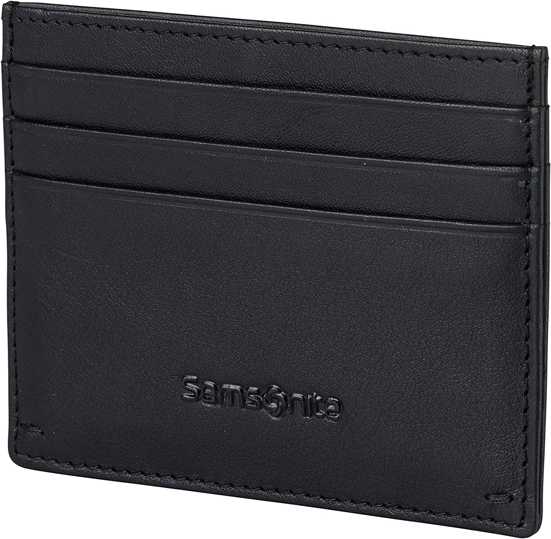 Samsonite Men's Travel Accessories-Envelope Card Holder, Black (