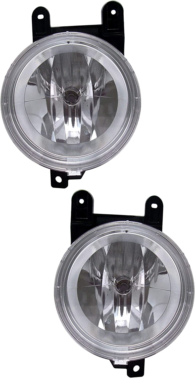JP Auto Fog Light Lamp Compatible With Navigat 上品 蔵 Back Wood Lincoln
