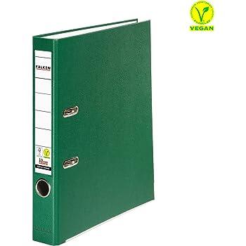 PAGNA Ringbuch Basic Colours DIN A4 2Ringe PP grün
