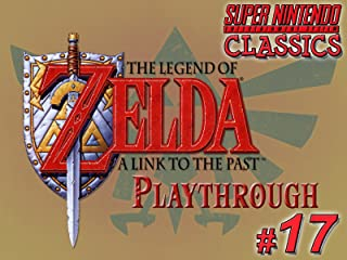 Clip: The Legend of Zelda - A Link to the past Playthrough (SNES Classics 17)