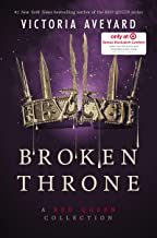 Broken Throne: A Red Queen Collection; Target Exclusive