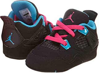 ec59db74be03da Amazon.com  jordan retro 4 - Sneakers   Shoes  Clothing