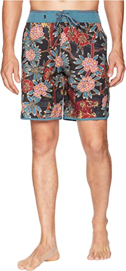 "Highline Silent Fury 19"" Boardshorts"