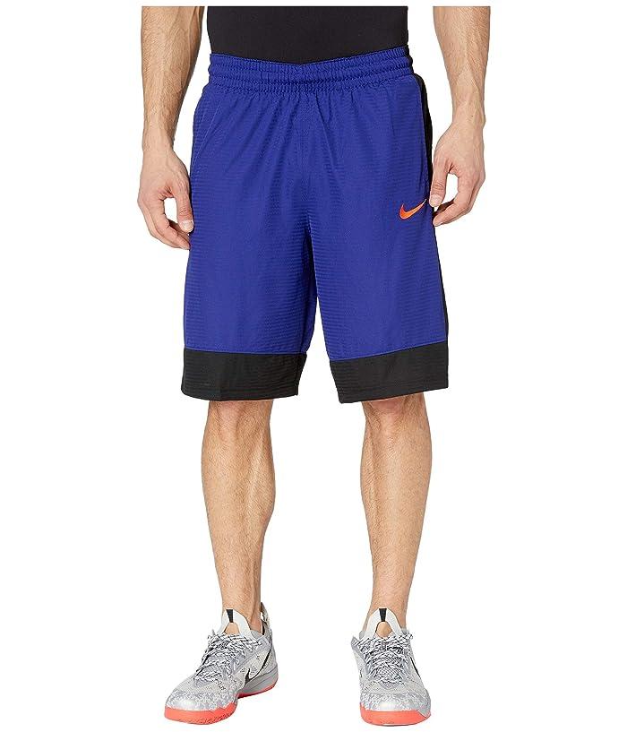 Nike Fastbreak Basketball Short (Regency Purple/Black/Team Orange) Men