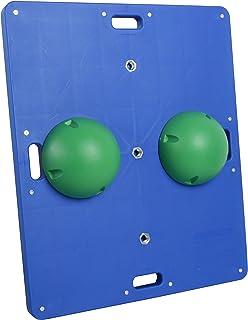 CanDo Balance Board 15x18 Inch, 2 Inch Height, Green