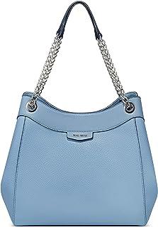 Shoulder Bag, CHAMBRAY