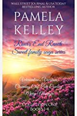Pamela Kelley's River's End Ranch Boxed Set 1-4 (Pamela Kelley's River's End Ranch Boxed Sets Book 1) Kindle Edition