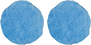 Detailer's Choice 6-3568 2 Pack 5 in. -6 in. Microfiber Bonnets