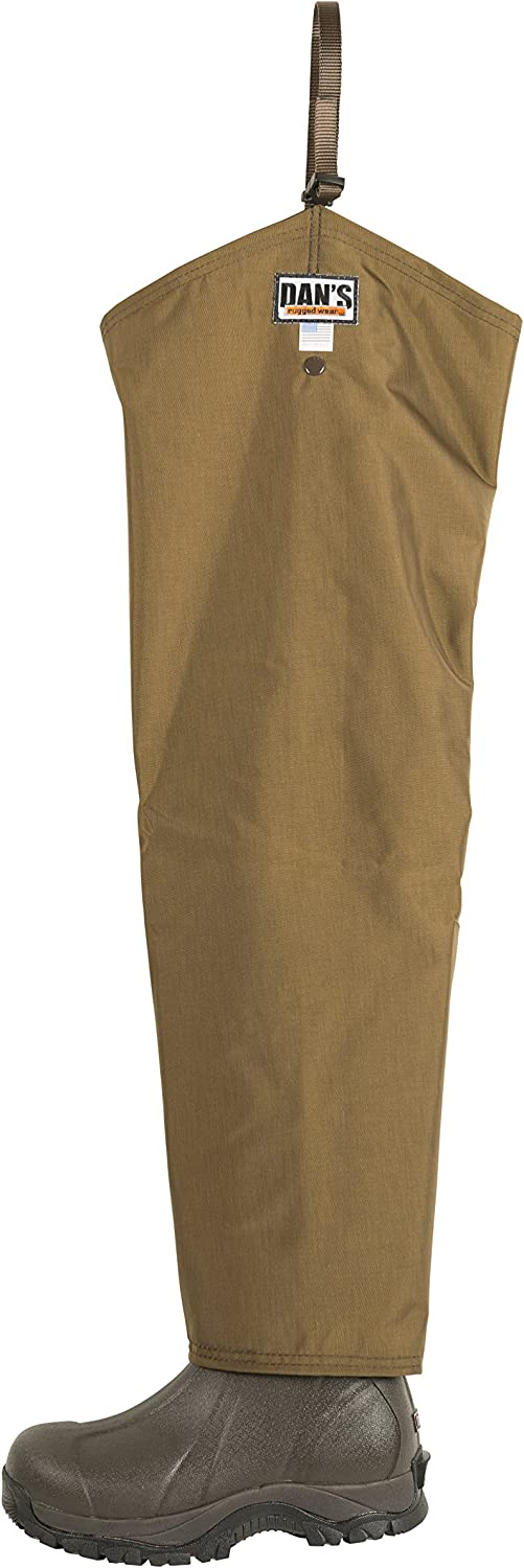 Five Star Puncture Resistant, Waterproof Hip Wader, Made in U.S.A.