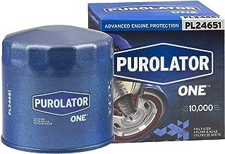 Purolator PL24651 Blue Single PurolatorONE Advanced Engine Protection Spin On Oil Filter