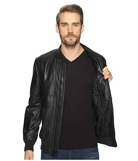New Andrew York Bomber by Edison Marc Jacket Marc zd4qzp