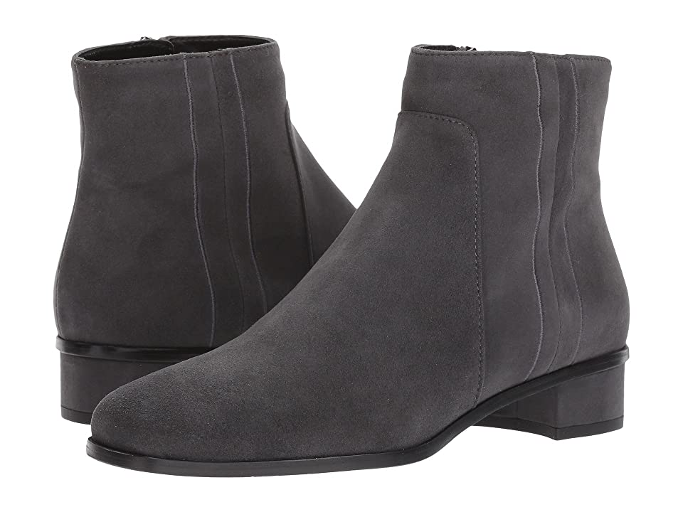 Aquatalia Luana (Anthracite Suede) Women