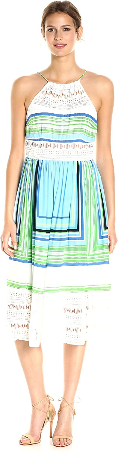 Tracy Reese Womens 110x37 Dress