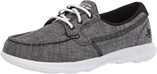 Skechers Women's Go Walk Lite-15433 Performance Boat Shoe