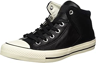 Men's Street Tonal Canvas High Top Sneaker