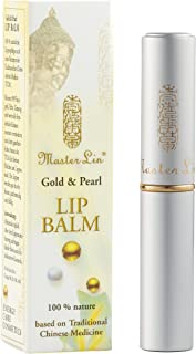 Master Lin Gold & Pearl Lip Balm, 1er Pack (1 x 3 g)