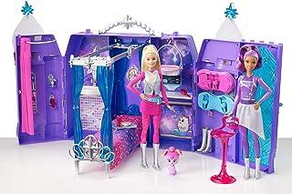 Barbie Star Light Adventure Galaxy Castle Playset , DPB51