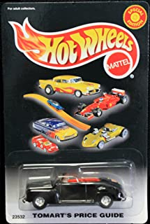 Hot Wheels Black '46 Ford Convertible Tomart's Price Guide 1:64 Scale Collectible Die Cast Car Special Limited Edition