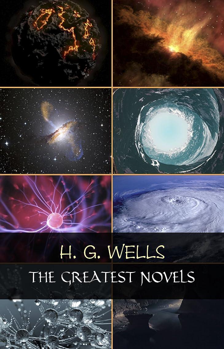 不満なぜ予想するH. G. Wells: The Greatest Novels (The Time Machine, The War of the Worlds, The Invisible Man, The Island of Doctor Moreau, etc) (English Edition)