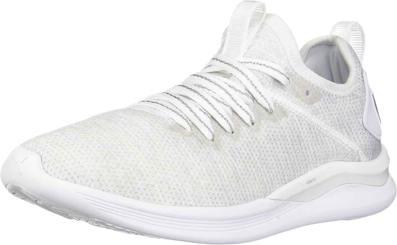 PUMA Women's Ignite Flash Evoknit EP Womens Running shoes