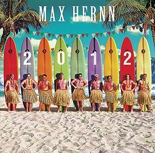 Bikini Beach 2012 calendario diseñado por Max hernán