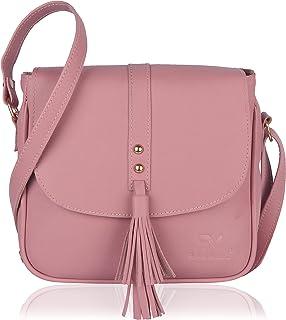 SHAMRIZ Women Sling Bag With Adjustable strap | handbag | purse |Side Sling bag | Tassel Sling Bag