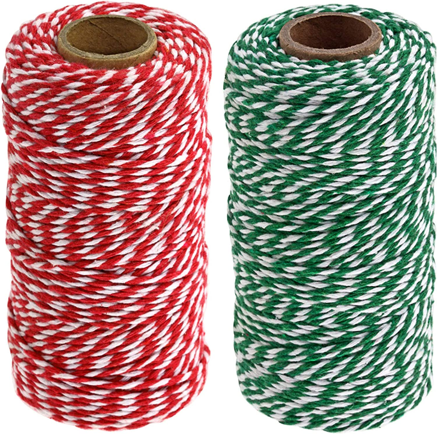UNIQUEED Christmas Cotton Twine String Feet S Holiday 328 Super-cheap Spring new work one after another