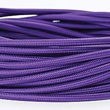 Textiel kabel textiel gecoate kunststof kabel stofkabel stroomkabel / 3-aderig 3x0,75mm² met aardgeleider, lampaccessoires...