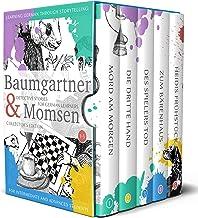 Learning German through Storytelling: Baumgartner & Momsen Detective Stories for German Learners, Collector's Edition 1-5...