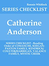 catherine anderson valance family series