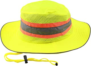 9546a571bde THE HAT DEPOT 100% Cotton Stone-Washed Safari Wide Brim Foldable  Double-Sided