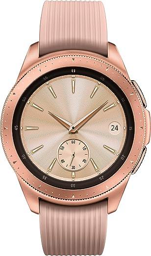 Samsung Galaxy Smartwatch (42mm) Rose Gold (Bluetooth), SM-R810NZDAXAR – US Version with...