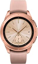 Samsung Galaxy Watch smartwatch (42mm, GPS, Bluetooth, Wifi) – Rose Gold (US Version..
