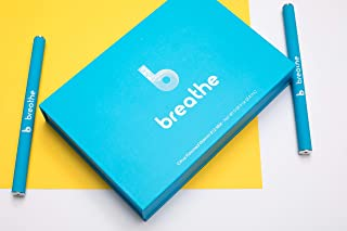 Breathe B12 Methylated Vitamin B12 Diffuser - Maximize Absorption with Nutritional Aromatherapy Inhaler (3-Month Supply)