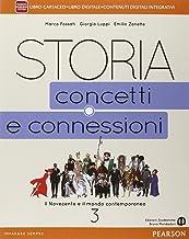 Scaricare Libri Storia. Concetti e connessioni. Per le Scuole superiori. Con e-book. Con espansione online: 3 PDF