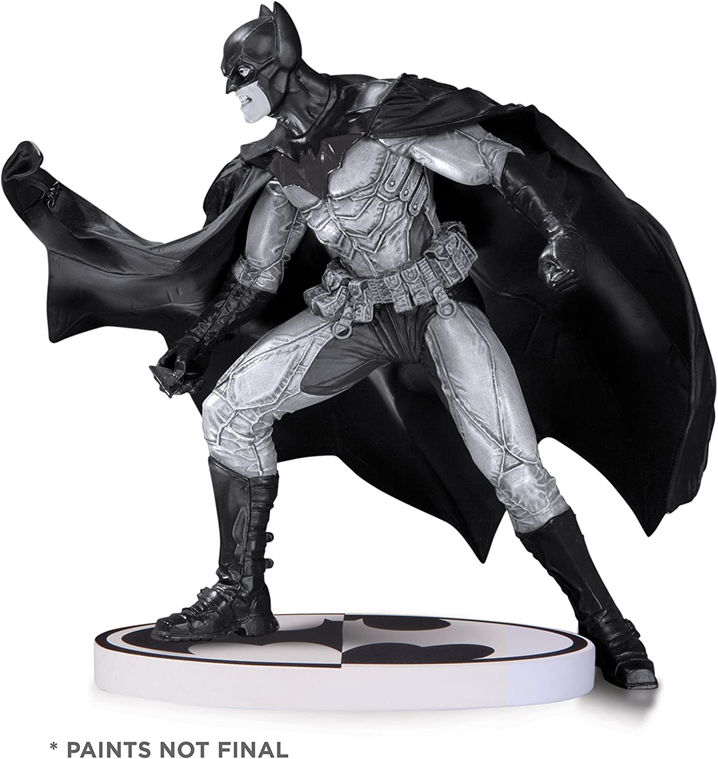 Batman  Black & White  Batman by Lee Bermejo Second Edition Statue