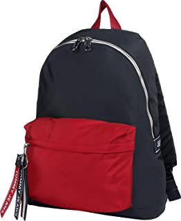 Tommy Hilfiger Unisex Tju Logo Tape Backpack Sırt Cantası