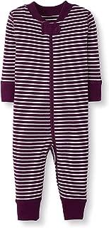 Baby/Toddler One-Piece Organic Cotton Footless Pajamas