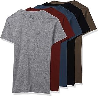 Fruit of the Loom Men's Pocket T-Shirt Multipack